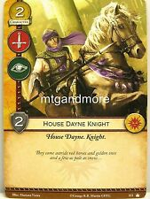 A Game of Thrones 2.0 LCG - 1x House Dayne Knight #113 - Base Set - Second Editi