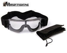Airsoft Tactical Hunting USMC X800 Goggles Glasses Black