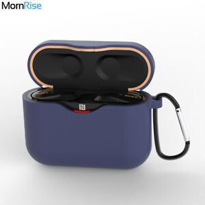Silicone Case For Sony WF-1000XM3 Cover Charging Pouch TWS Wireless Headphone