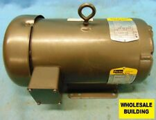BALDOR INDUSTRIAL MOTOR, 36G696W527G1, HP 5, PH 3, VOLTS: 190/380, AMPS 15.2/7.6
