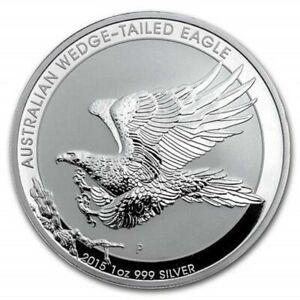 BGB 🌇 1 Oz Perth Mint Silver Bullion Coin 2015 Eagle Invest Silver AG Today