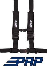PRP Suspension Seat 4 Point 4.2 Safety Harness Belt - Black for RZR & Universal