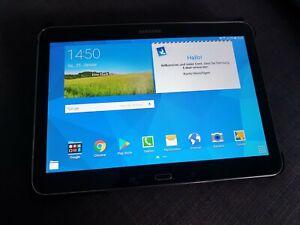 Samsung  Galaxy Tab 4 10.1, SM-T535 , 16 GB  LTE, Schwarz