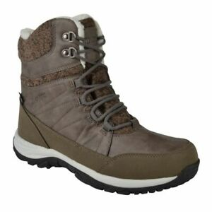 HI-TEC RIVA MID WP Ladies Insulated Waterproof Winter Boots Size UK 4 - EU 37