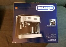 DeLonghi BCO430 Combination Pump Espresso + 10-cup drip Machine- Coffee Center