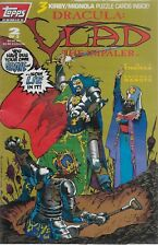 Dracula: Vlad the Impaler nº 2 OVP con trading cards/Roy Thomas Esteban Maroto