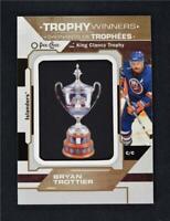 2019-20 UD O-Pee-Chee Trophy Winner Relic #P-P-4 Bryan Trottier - NY Islanders
