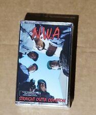 N.W.A. NWA Straight Outta Compton Cassette Audio Tape  *Explicit*