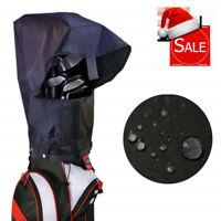 Golf Regenhaube Golftasche Schutzhülle Regenschutz Cover Golfzubehör Rainhood