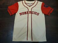 Kansas City Royals SGA Jersey Adult Unisex Medium M KC Monarchs Negro League EUC