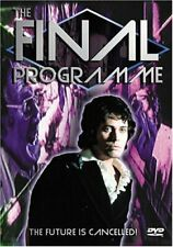 New The Final Programme 1973 Anchor Bay Sci-Fi Dvd Jon Finch Robert Fuest Rare