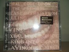 ALANIS MORISSETTE - Supposed Former Infactuation Junkie CD 1998 Maverick