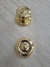 Baldwin 5020.003.Priv Solid Brass Door Knob Fabulous Find