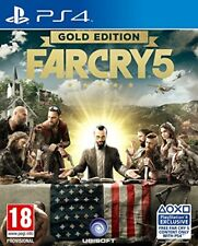 Ubisoft Far Cry 5 Gold Edition for PlayStation 4 Ps4 Game 18