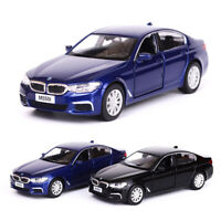 1:36 BMW M550i Model Car Diecast Gift Toy Vehicle Kids Collection Pull Back