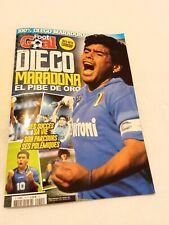 """Diego Maradona """"El Pibe De Oro"""" Foot goal Hors Série Collector Neuf"""