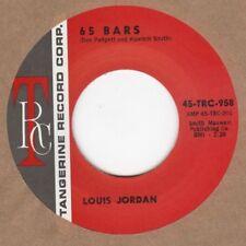 Louis Jordan  65 Bars Tangerine 2nd Soul Northern Motown