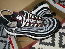 Nike Air Max 97 Premium UL '17 Größe 41 Schwarz/Weiß/Rot
