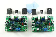 One pair Assembled NAP250 MOD Power amplifier board base on NAIM NAP250 amp