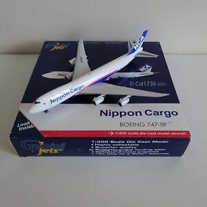 Nippon Cargo Boeing 747-8/F JA13KZ Gemini Jets 1:400 GJNCA1217