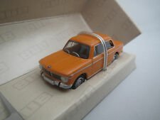 BUB  08400  BMW  2002  ti  (colorado-orange)  1:87  OVP !