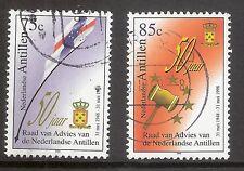 Ned. Antillen,  Nummer 1219/1220  Gebruikt.