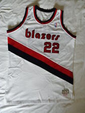 Mitchell Ness M&N Authentic Clyde Drexler Jersey s 54 2XL Portland Trail Blazers