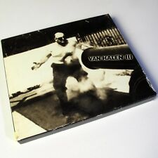 Van Halen - III JAPAN CD 1st Press WPCR-1600 with Outer Sleeve & Booklet #02-2