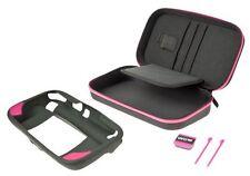 Power A - Official Gamer Essentials Kit for Nintendo Wii U - Pink