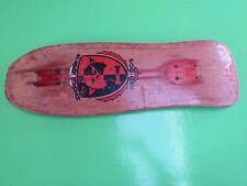 Old school Dogtown Red Dog Skates ORIGINAL 1987 skateboard VINTAGE