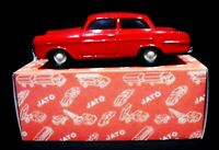 OPEL  Rekord 1963 vintage made in  Portugal - Boxed red - RARE