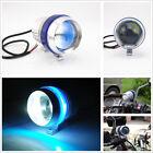 Cree U3 LED 12V 30W Motorcycle Angel Eye Lamp Fog Spot Light Driving Headlight