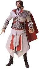 "Assassin's Creed Brotherhood Ezio Legendary Assasin 7"" Figure unhooded NEW"