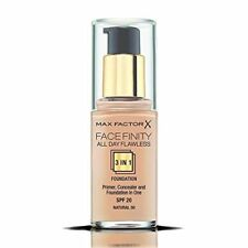 Max Factor Fondotinta Face Finity All Day Flawless 3 in 1 50 Natural