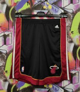 Miami Heat Basketball Training Shorts Swingman 2013 Youth size L / Mens size XS