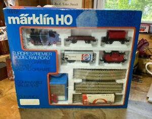 Marklin Steam Locomotive and Pepsi Car Set # 09788 (803)