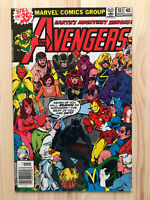 Avengers #181 first printing Marvel Comic Book. 1st Appearance of Antman!