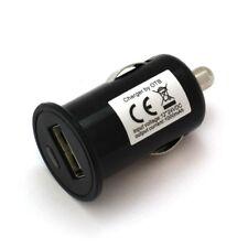 Kfz Auto Ladeadapter USB schwarz 1A für LG Stylus 3