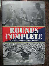 Australian 101st Field Battery Artillery Unit Vietnam War 1966 - Rounds Complete