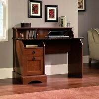 Wood Home Office Student Workstation Study Desk Computer Laptop Table Furniture