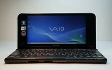 New listing Sony Vaio P Black (P11S1) Z540 Processor 8 inch screen