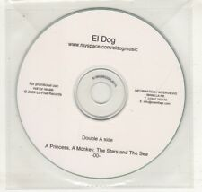 (HN754) El Dog, A Princess A Monkey The Stars & The Sea / 00 - 2009 DJ CD