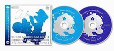 New Club Nintendo Super Mario Galaxy 2 Soundtrack CD Import Japan