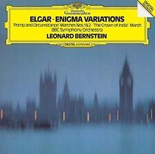 Elgar / Bernstein,Le - Elgar: Enigma Variations [New CD] Japan - Import