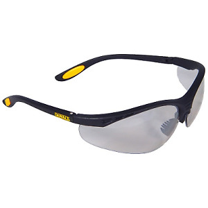 Dewalt DPG58-9D Reinforcer Indoor/Outdoor Lens Protective Safety Glasses Specs
