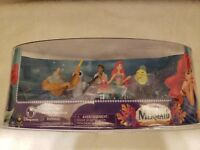 NEW The Little Mermaid Figurine Set from The Disney Store