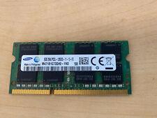 Samsung 8Gb 2Rx8 DDR3 PC3-12800S Laptop SO-DIMM Memory RAM 8gig