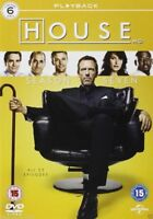HOUSE MD - Series 7 Complete 7th Seventh Season Brand New Sealed UK Region 2 DVD