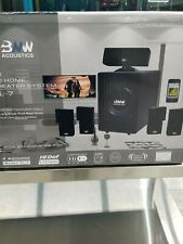 3MW Acoustics 5.1 HD Home Theater System -- Model TL-7