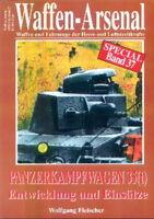 Waffen-Arsenal Special 37 Panzerkampfwagen 35(t) - (Panzer-Modellbau)